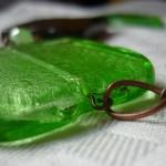 Collana_vetro_verde_marone_2