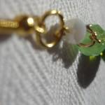 Orecchini_lampwork_verde_1