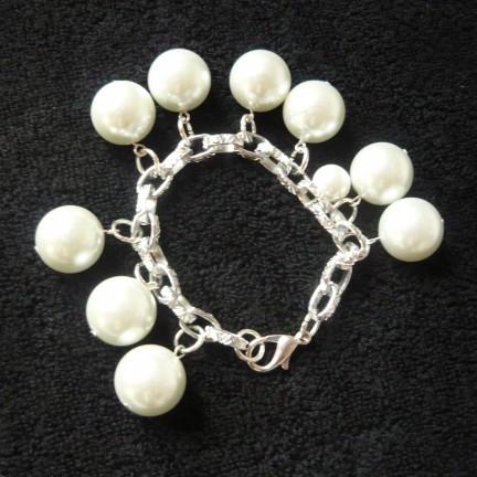 Braccialetto con perle 3