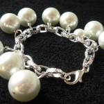 Braccialetto con perle 2