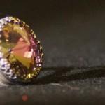 Anello anticato rivoli rosa 4