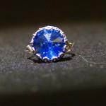 Anello rivoli blu 1
