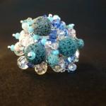 anello lava blu 1