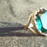 Anello swarovski smeraldo 5